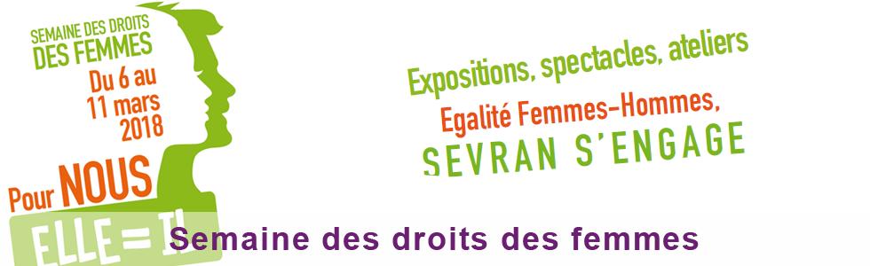 Semaine des droits des femmes