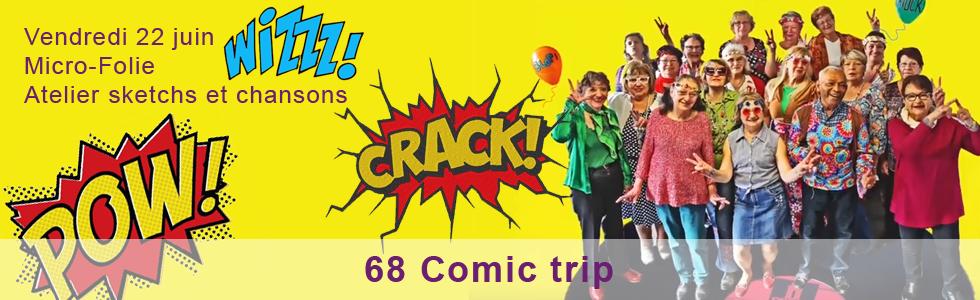 22/06 : 68 Comic Trip